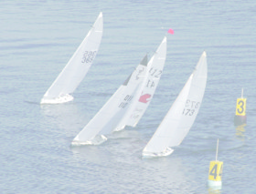 EC12 Meter Model Sailboat